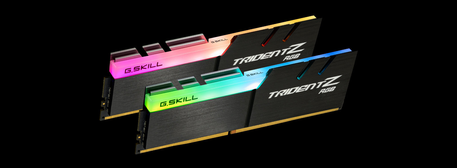 Memoria Ram DDR4 8GB G Skill TridentZ RGB 3200MHz PC4-19200, Latencia CL16,  1 35V