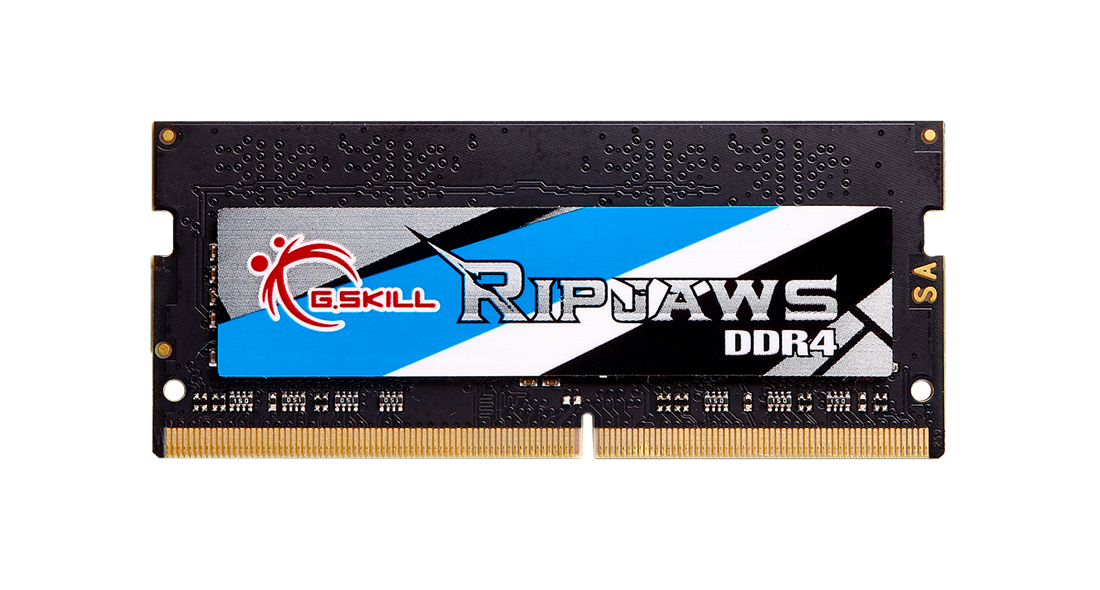 gskill ripjaws high performance gaming sodimm so-dimm laptop ddr4 memory